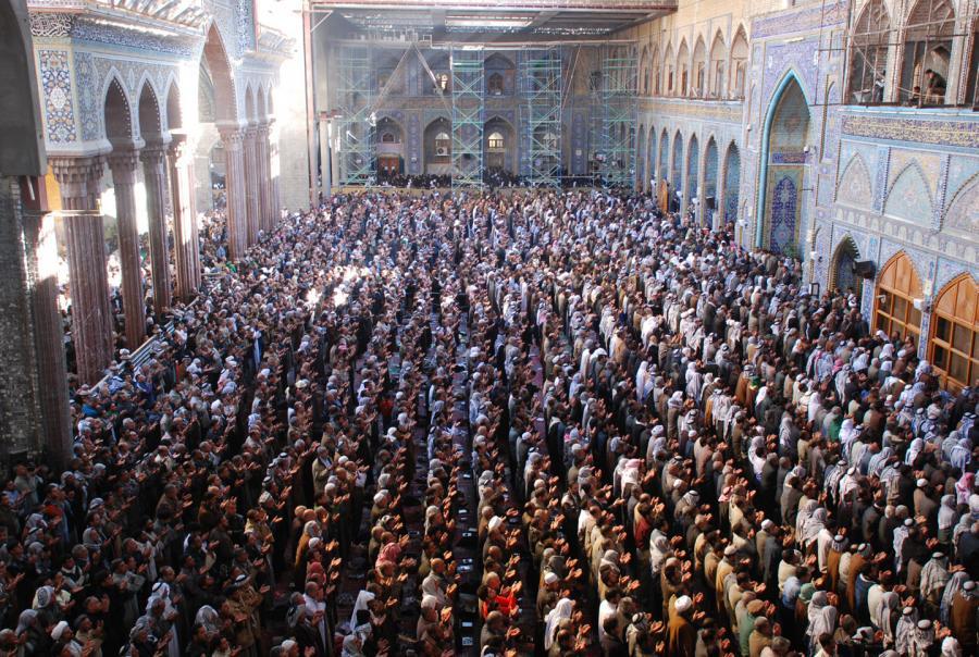 ع SHIA - صلاة الشيعة - الشيعة